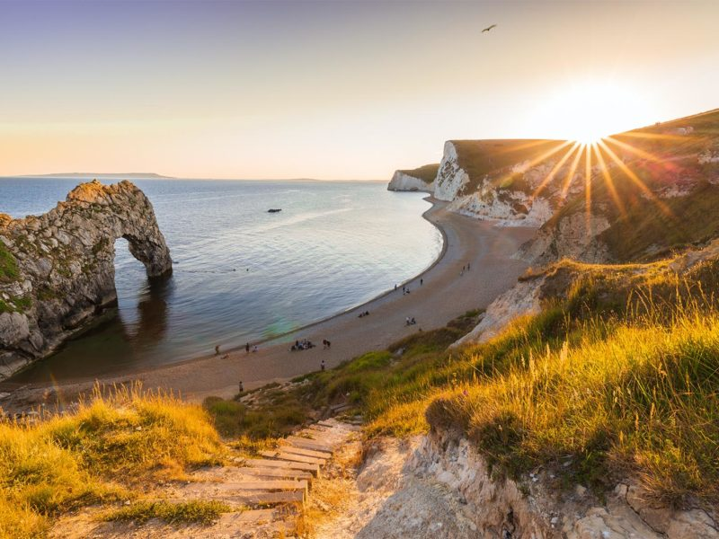 s-sunset-on-the-dorset-coastine